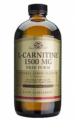 L-Carnitine 1500mg liquid 473ml