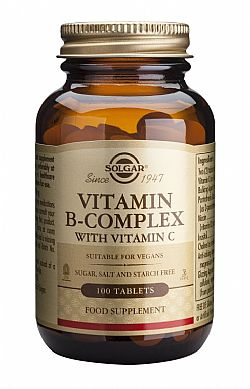 B-Complex With C tablets 100s