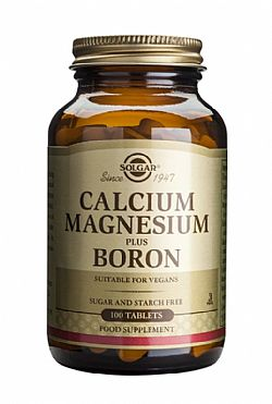 Calcium Magnesium Plus Boron tablets 100s