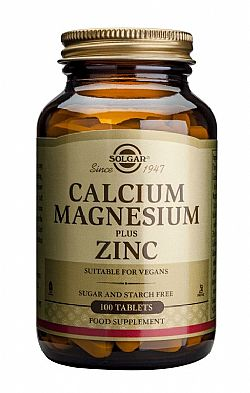 Calcium Magnesium Plus Zinc tablets 100s