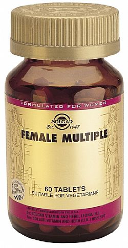 Female Multiple tablets 60s