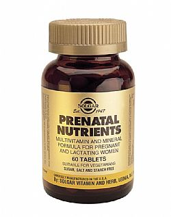 Prenatal Nutrients tablets 60s
