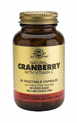 Cranberry Extract With Vitamin C veg.caps 60s