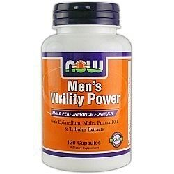 MEN'S VIRILITY POWER - 60 Caps NOW
