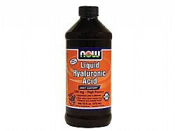 HYALURONIC ACID LIQUID 100 mg (473,1 ml) NOW