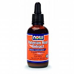 LIQUID VALERIAN ROOT Extract 59,2 ml NOW