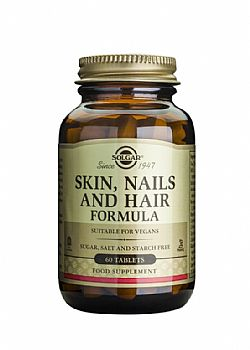 Skin, Nails & Hair tablets 120s