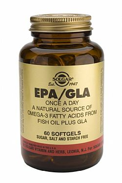 EPA / GLA softgels 60s