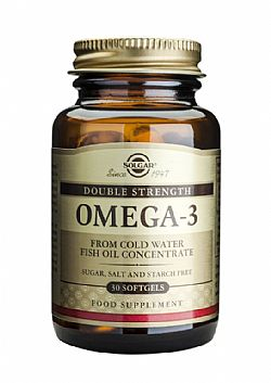 Omega-3 double strength softgels 30s