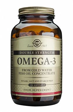 Omega-3 double strength softgels 120s