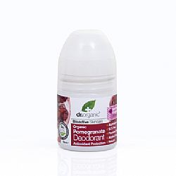 Organic Pomegranate Deodorant 50ml
