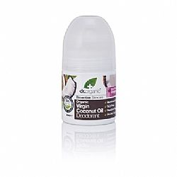 Organic Virgin Coconut Oil Deodorant 50ml