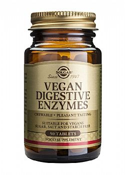 Vegan Digestive Enzymes tablets 50s