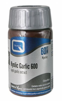 KYOLIC GARLIC 600mg aged garlic extract 60s +30s δώρο