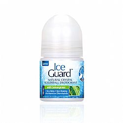 Optima Ice Guard Deodorant Rollerball with Lemongrass 50ml