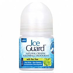 Optima Ice Guard Deodorant Rollerball with Tea Tree 50ml