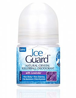 Optima Ice Guard Deodorant Rollerball with Lavender 50ml