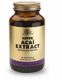 Super Acai Extract softgels 50s (Brazilian Berry)