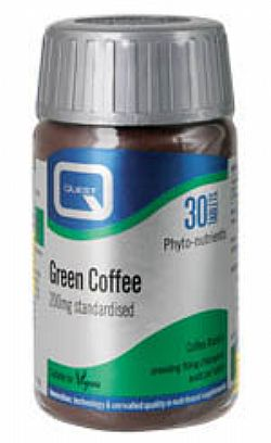 GREEN COFFEE 200mg 30s