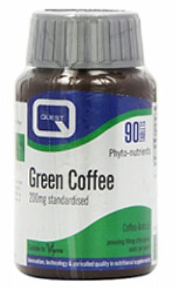 GREEN COFFEE 200mg 90s