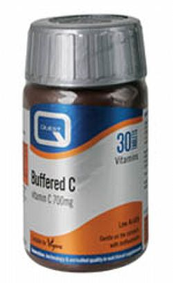 BUFFERED C 700mg calcium ascorbate 30s