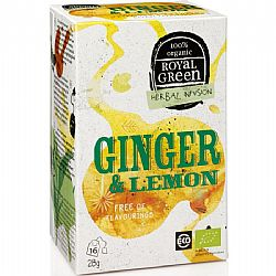 Ginger & Lemon 28gr