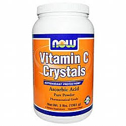 C Crystals (100% Pure Ascorbic Acid) Vegan 227gr