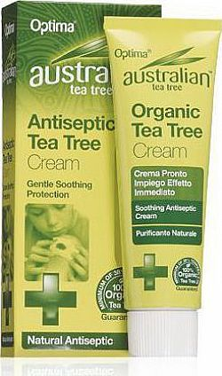Antiseptic Tea Tree Cream 50ml