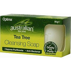 Tea Tree Cleansing Soap 90gr