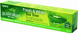 Organic Tea Tree Toothpaste 100ml